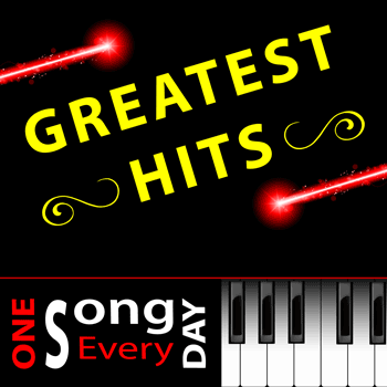 greatest hits one song every day cd cover